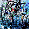 Times Square 2 by Bekim M
