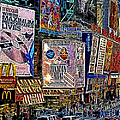 Time Square New York 20130430v3 by Wingsdomain Art and Photography