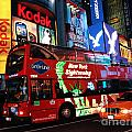 Time Square by Steven Baier