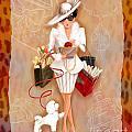 Time To Shop 1 by Shari Warren