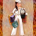 Time To Shop 3 by Shari Warren