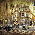 Time Traveling In Palermo - Sicily by Madeline Ellis