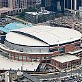 Time Warner Cable Arena by Bill Cobb