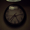 Time's Callous Imprecision by Keanu Hakimian