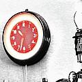 Times Red by Lizi Beard-Ward