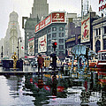 Times Square 1943 Reloaded by Helge