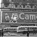 Times Square Advertising by John Vachon
