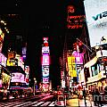 Times Square by Andrew Paranavitana