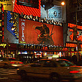 Times Square At Night by Anthony Dalton