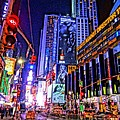 Times Square by Dan Sproul
