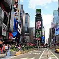 Times Square by Elizabeth Hardie