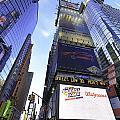 Times Square  by E Osmanoglu