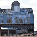Tin Grainery by Bonfire Photography