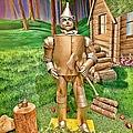 Tin Man by Liane Wright