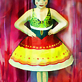 Tin Toy Ballerina by Grigorios Moraitis