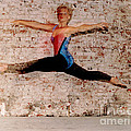 Shelly Ballet Jump by Gary Gingrich Galleries