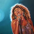 Tina Turner 3 by Paul Meijering