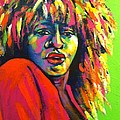 Tina Turner by Stuart Glazer