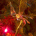Tinker Bell Christmas Tree Landing by James BO  Insogna