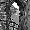 Tintagel Portal 1 by Denise Mazzocco