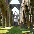 Tintern Abbey Nave by John Chatterley