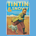 Tintin - Tintin And Snowy by Brand A