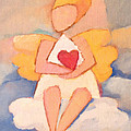 Tiny Angel by Lutz Baar