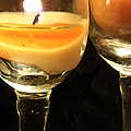 Tiny Candle by Mary Bedy