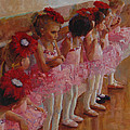 Tiny Dancers by Jeanne Young