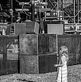 Tiny Dreamer Monochrome by Steve Harrington