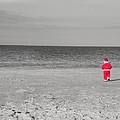 Tiny Santa by Trish Tritz