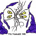Tis Tangled Two by Tis Art