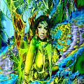 Titania-midsummers Night Dream by Seth Weaver