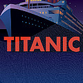 Titanic 100 Years Commemorative by Leslie Alfred McGrath