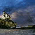 Titanic Late Arrival by Tom Straub