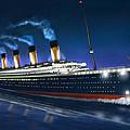 Titanic by Omar Rubio