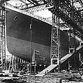 Titanic Under Construction by Steve K