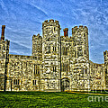 Titchfield Abbey Hdr by Terri Waters