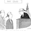Dude Court by Joe Dator