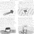 Title: Now At The Farmer's Market Four Products by Roz Chast
