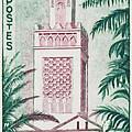 Tlemcen Great Mosque by Jeelan Clark