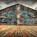 Tlingit Tribal House Haines Alaska by Ryan Smith