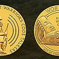 Tlingit Tribe Code Talkers Bronze Medal Art by Movie Poster Prints