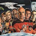 Tng Crew Season 1 by Jonathan W Brown