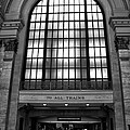To All Trains Chicago Union Station by Thomas Woolworth