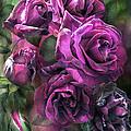 To Be Loved - Purple Rose by Carol Cavalaris