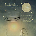 To Love The Moon by Robin-Lee Vieira