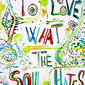 To Love What The Soul Hates by Fabrizio Cassetta