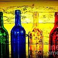 To Much Of Wine by Susanne Van Hulst