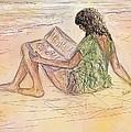 To The Beach by Desline Vitto
